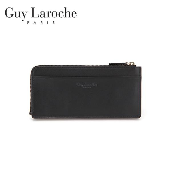 [Guy Laroche] 기라로쉬 토리노 카드&핸드폰지갑-블랙