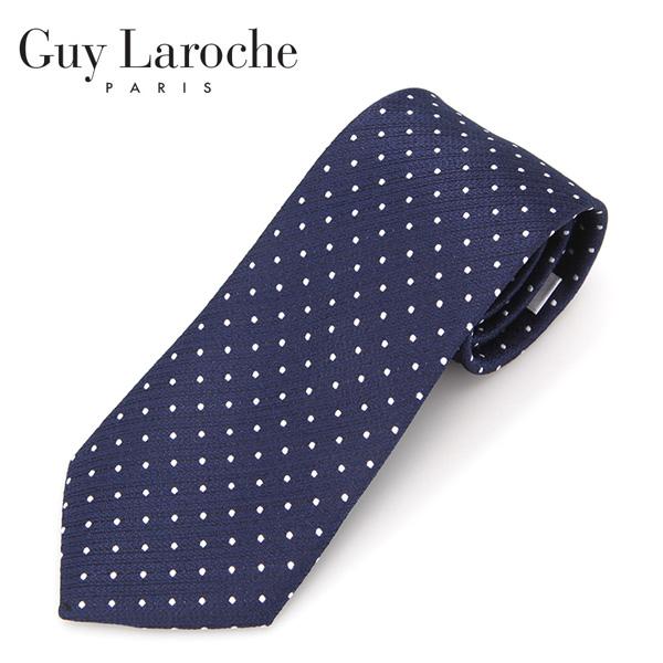 Guy Laroche 도트 패턴 넥타이 GL-NT-103
