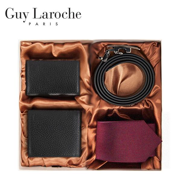 [Guy Laroche] 기라로쉬 4종세트-SD(지갑,카드지갑,넥타이,밸트)
